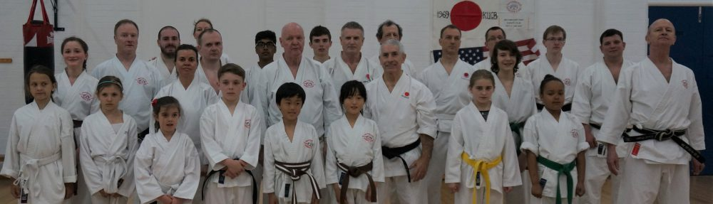 Handbridge Shotokan Karate Club
